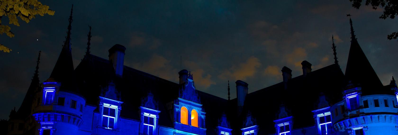 Les Nocturnes du Château d\'Azay-le-Rideau - Réservez votre séjour ou ...
